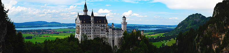 Loss Neuschwanstein
